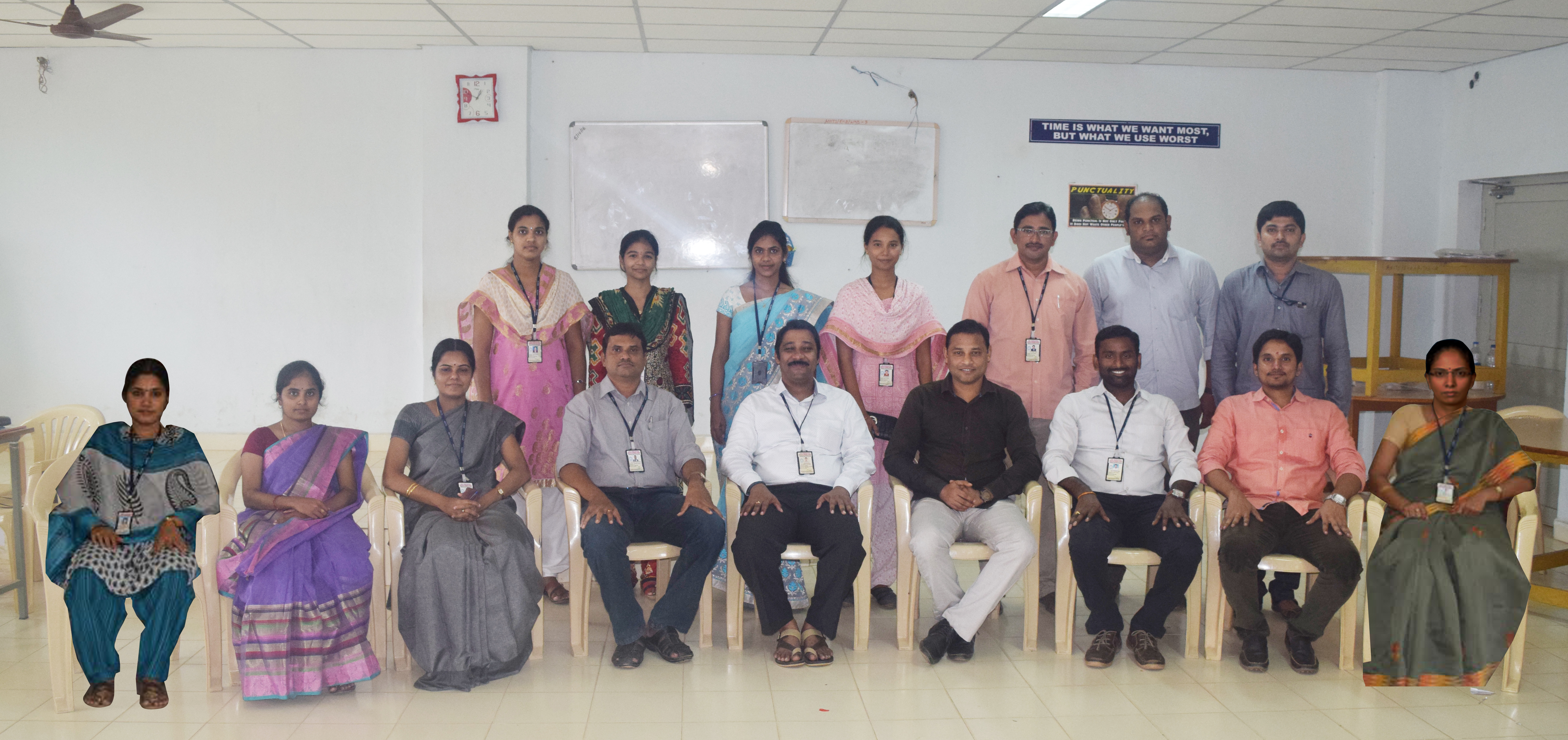 Teaching Staff of IT Department